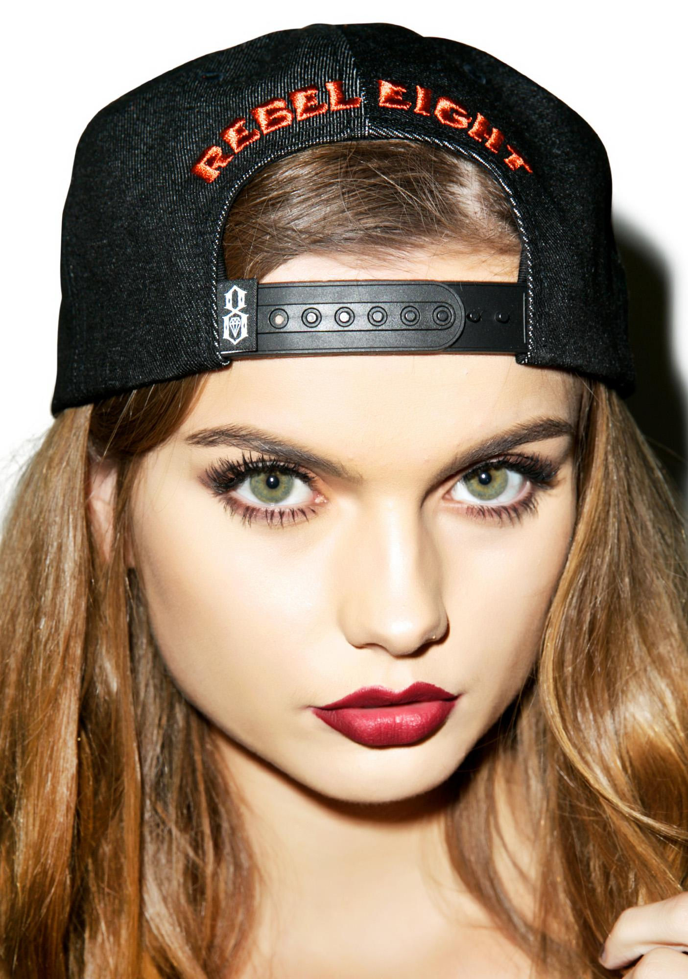 Rebel8 Logo Snapback
