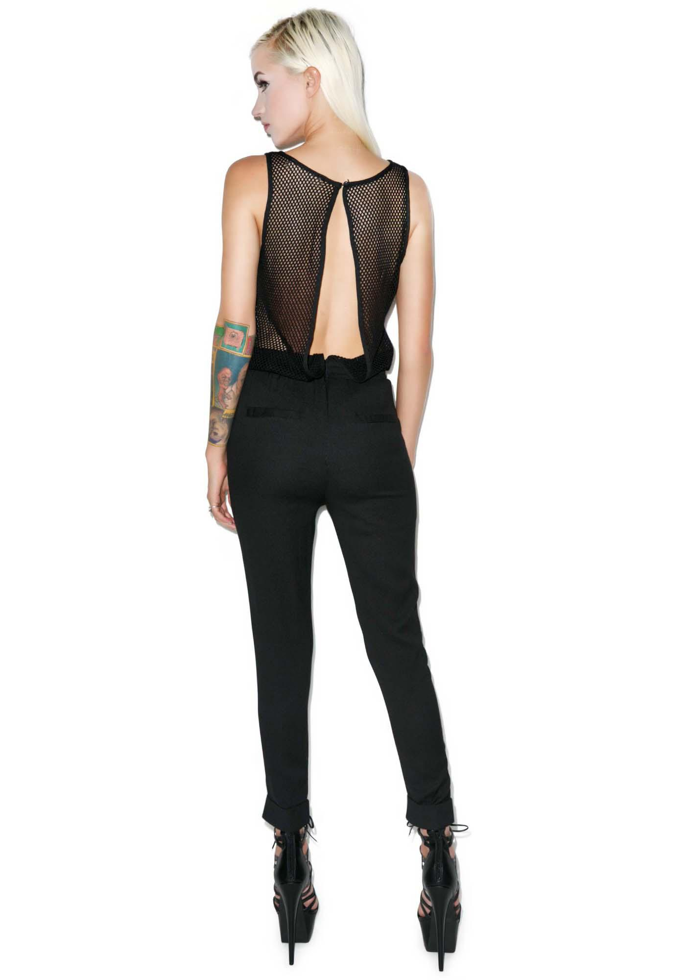 Justified Jumpsuit