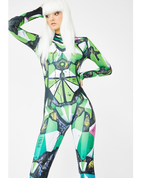 MX09 Android Costume