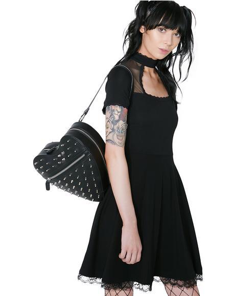 Draculana Skater Dress