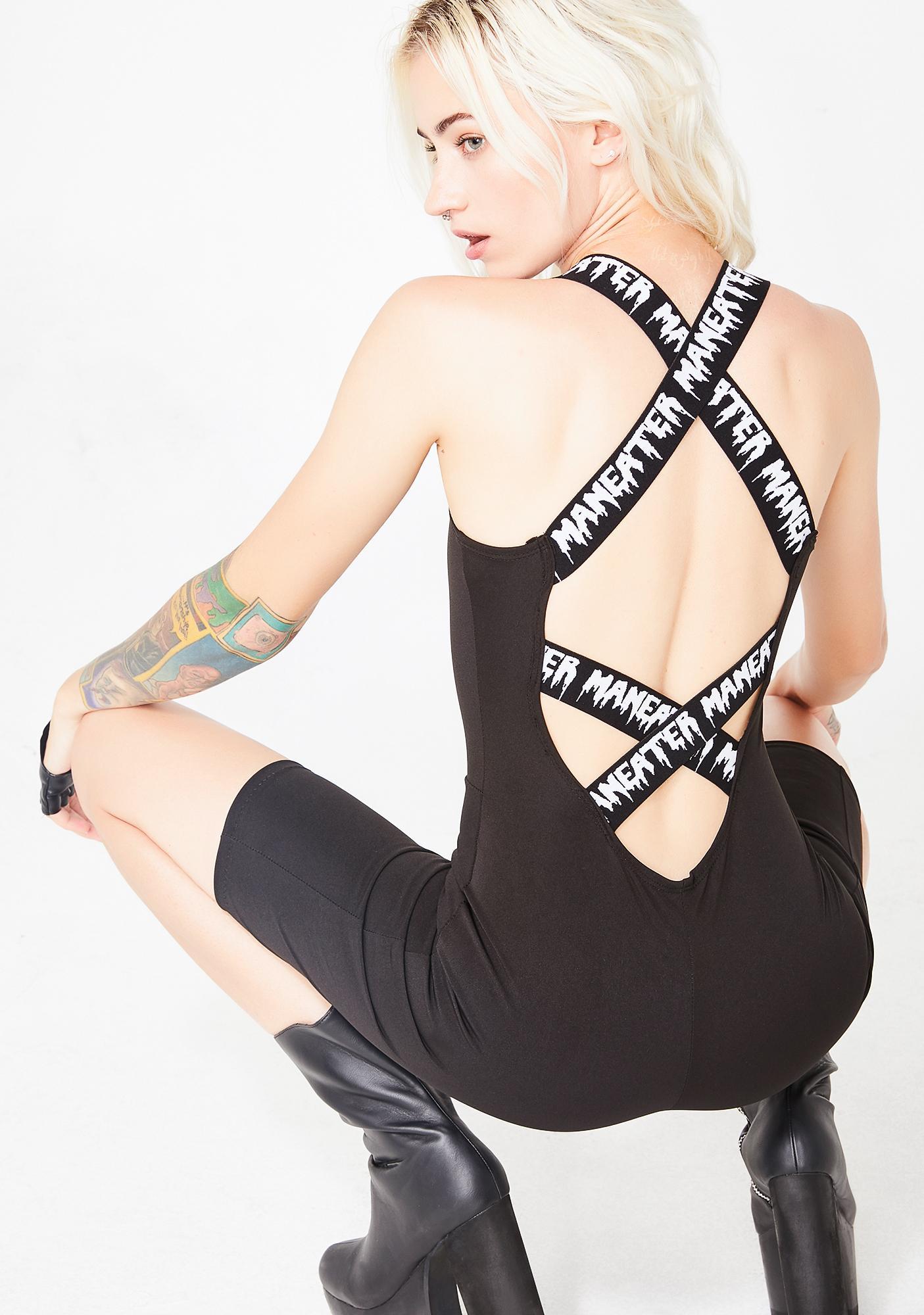 ManEater Betty Bodysuit
