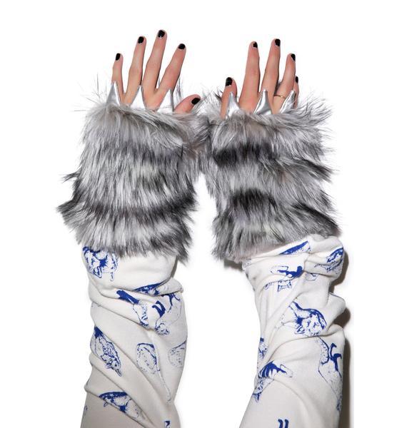 J Valentine Big Bad Wolf Gloves