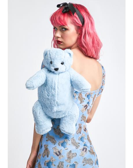 Mister Snuggles Bear Backpack