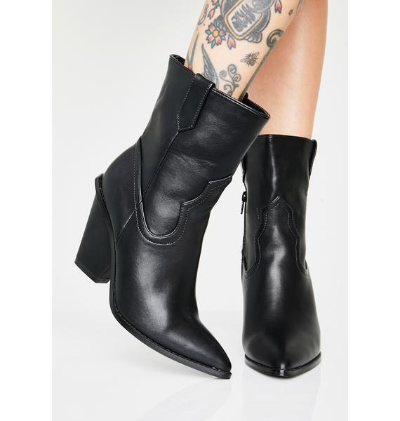 Wrangle 'Em Cowboy Boots