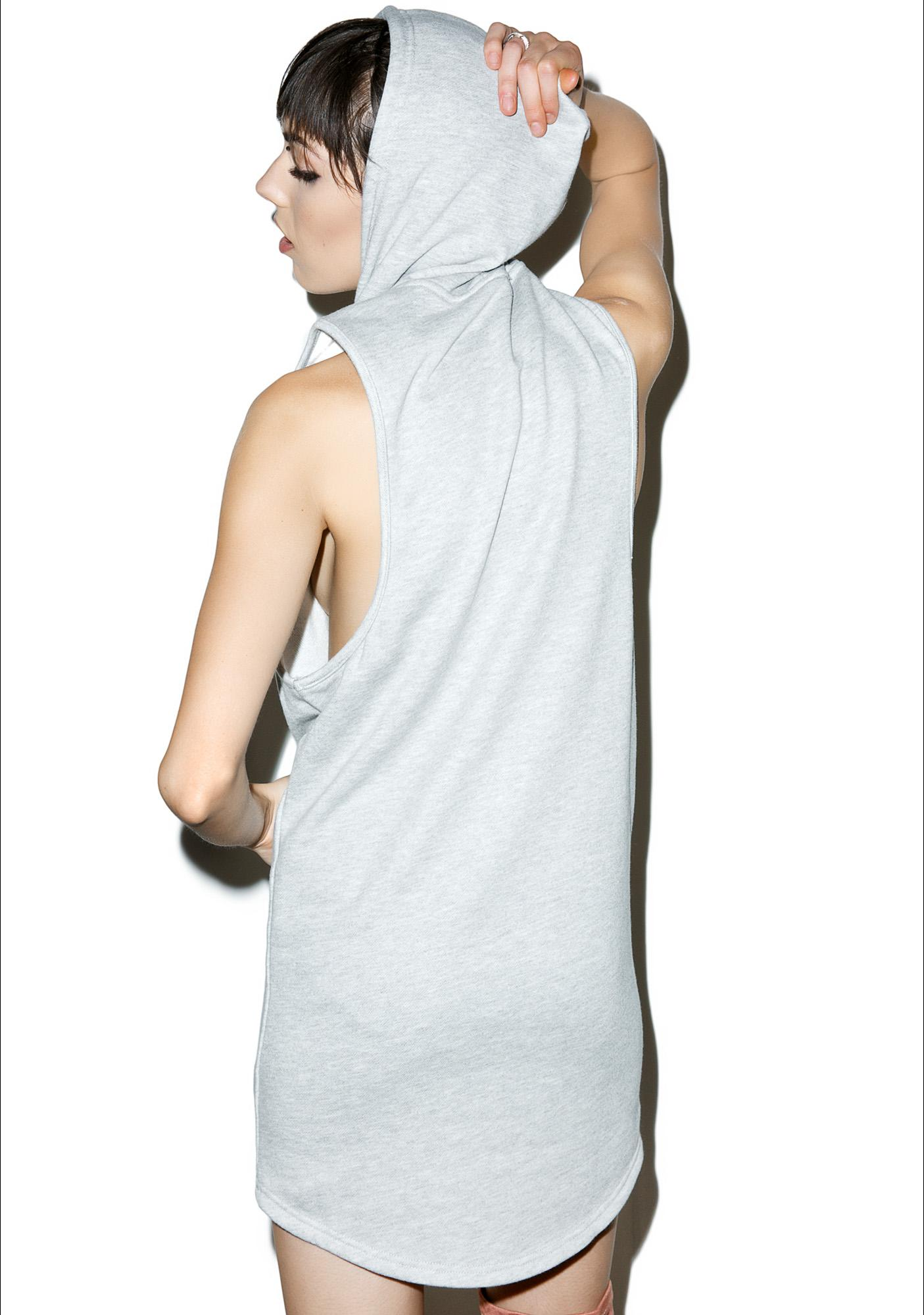 Winners League Hooded Dress