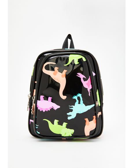 Totally Dino-Mite Mini Backpack