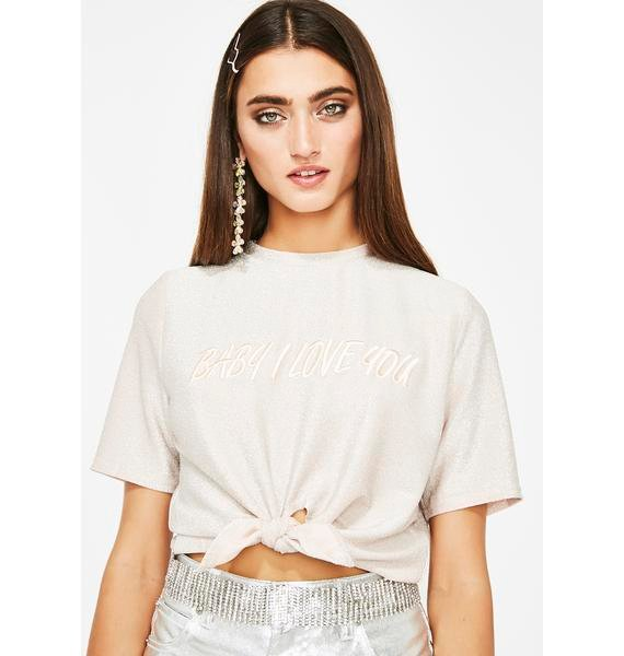 Baby ILY Graphic Tee