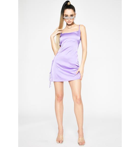 Purp Club Twilight Mini Dress