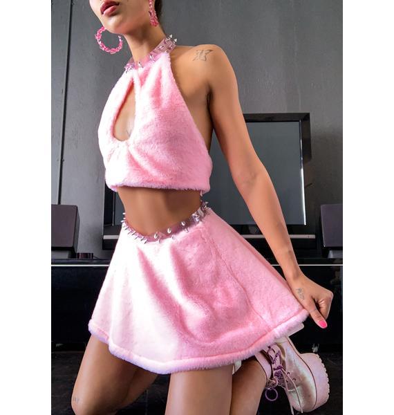 Sugar Thrillz Soft Landing Skirt Set