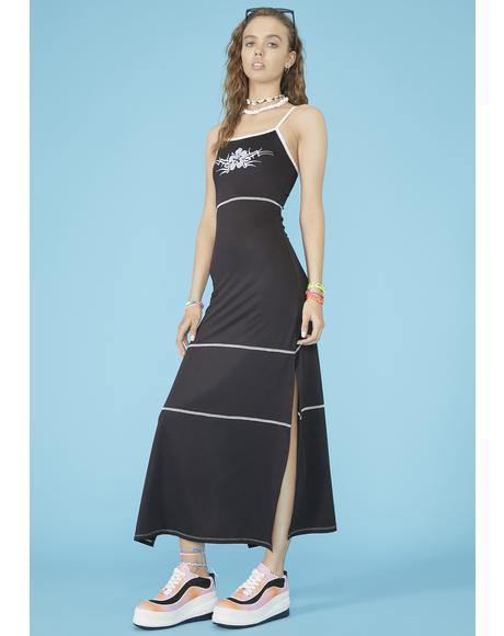 Rip Tide Maxi Dress