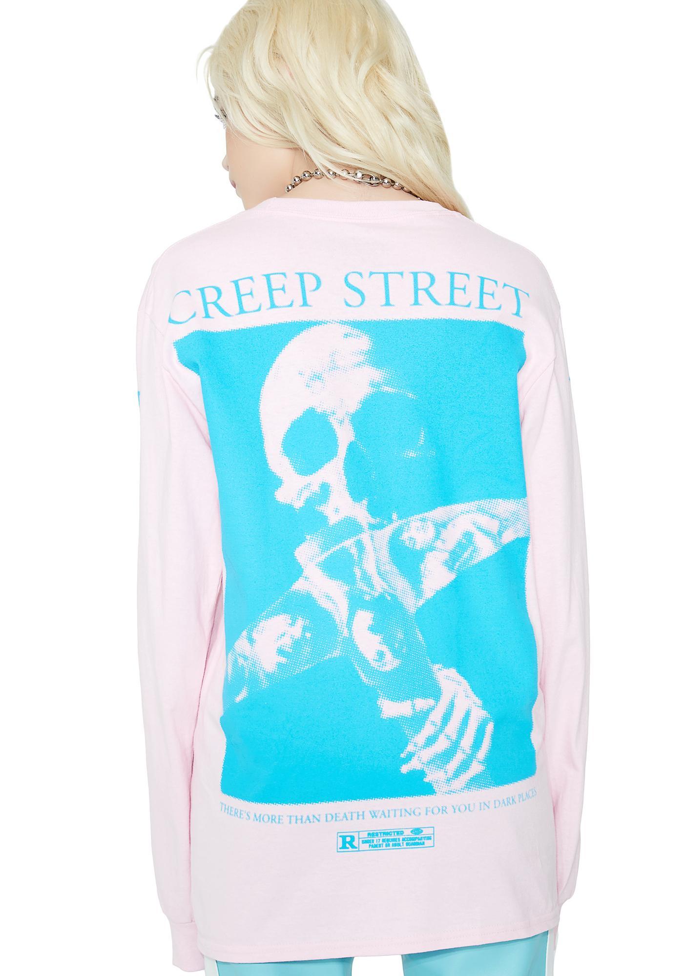 Creep Street Blackout Darkness Tee