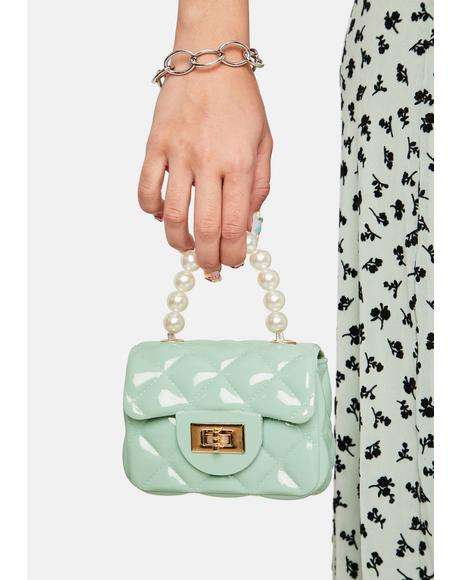 Perla Jelly Mini Purse