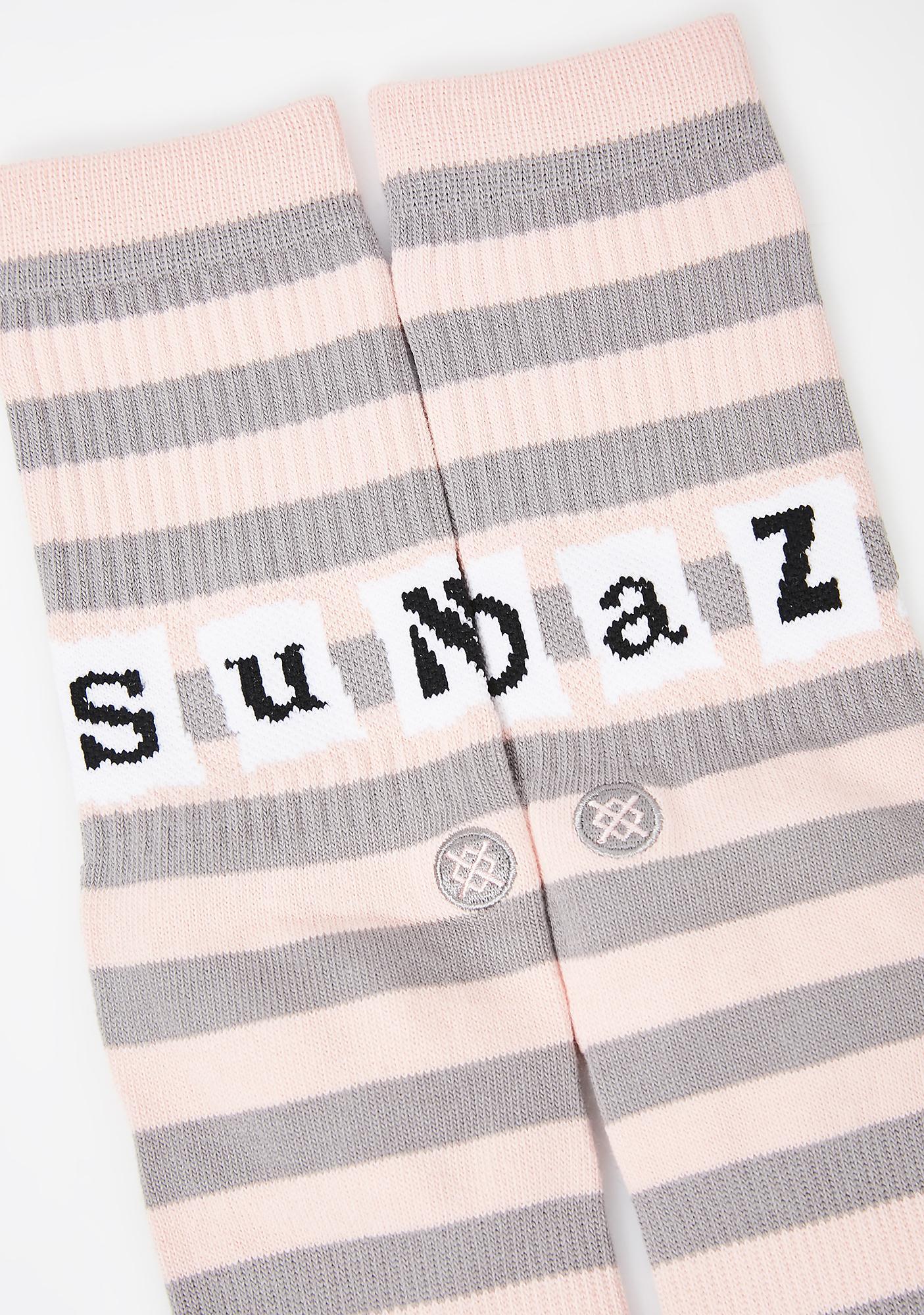 Stance Sun Daze Crew Socks