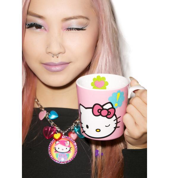 Hello Kitty Stars Ceramic Mug