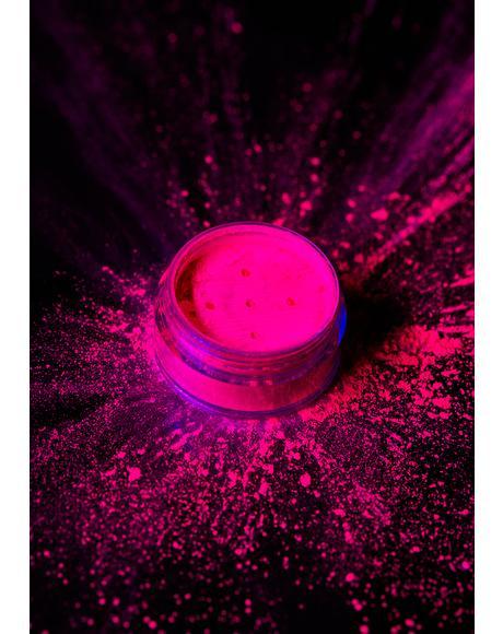 Intense Pink UV Neon Pigment Shaker