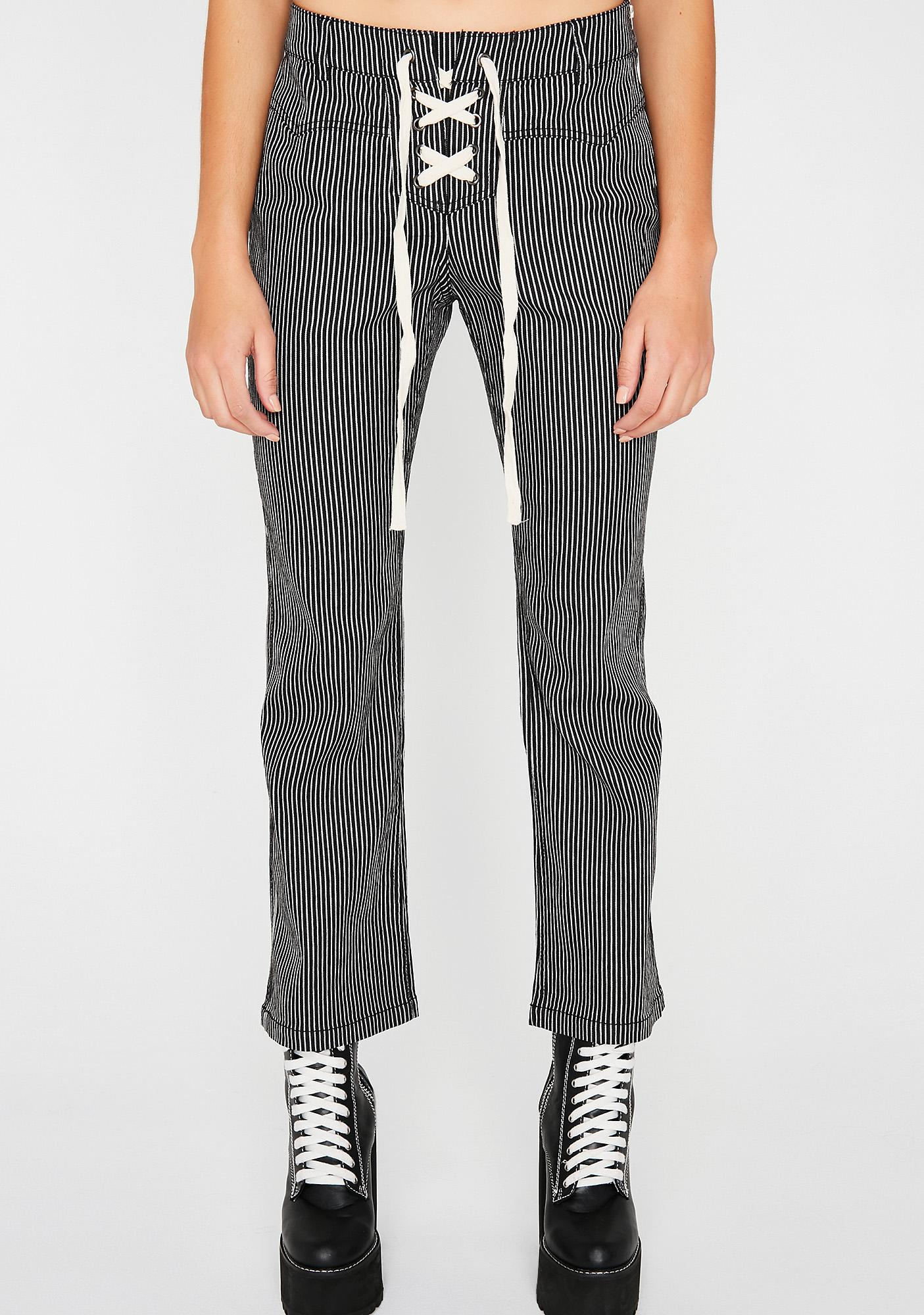 Go Hard Stripe Pants
