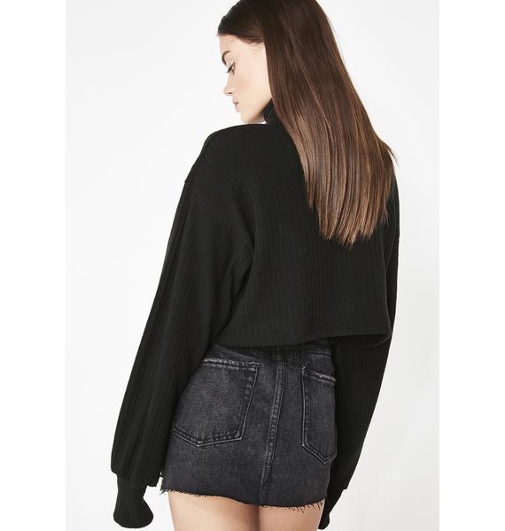Sassy Surprise Mini Skirt