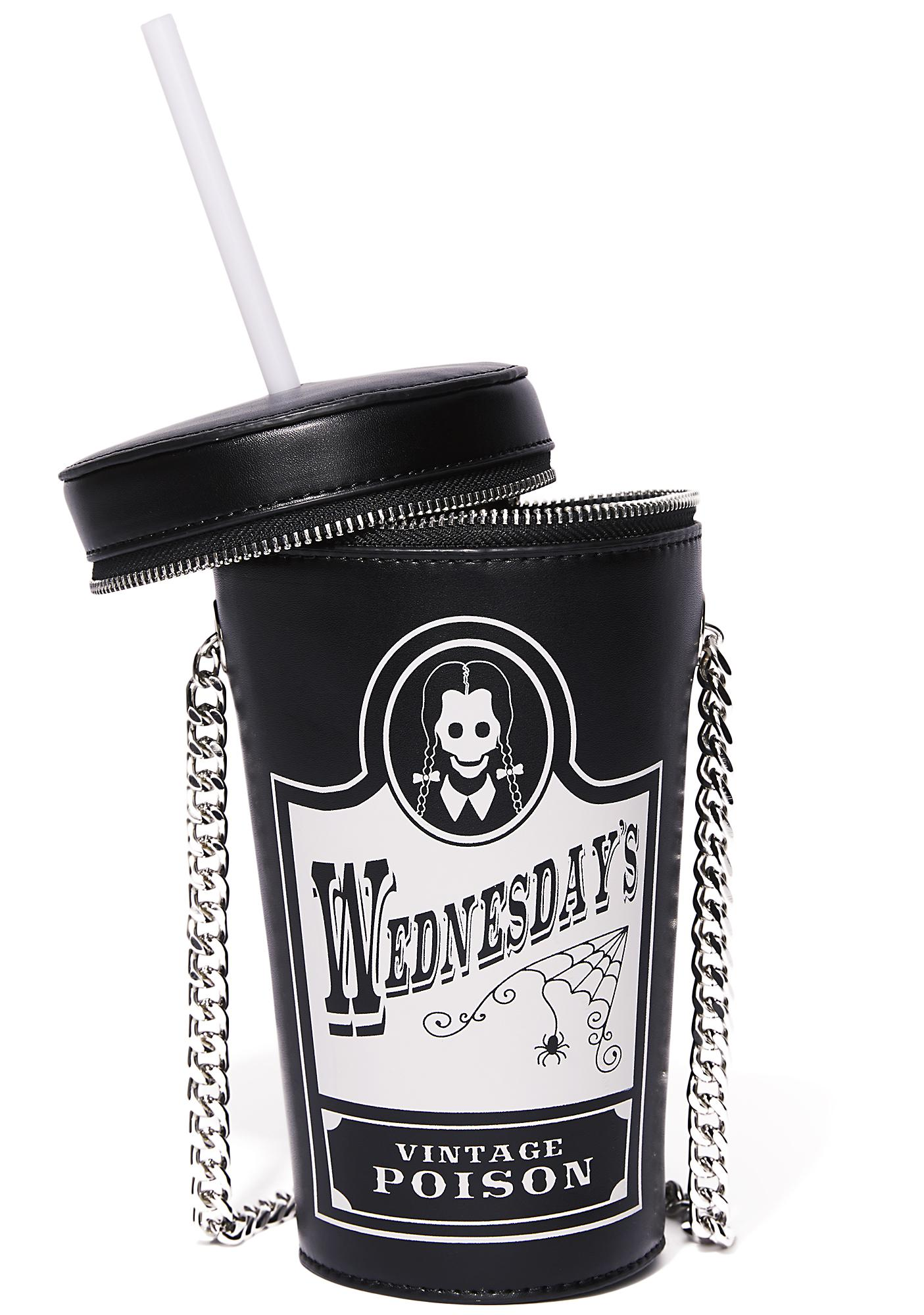 Current Mood Wednesday's Poison Cup Bag