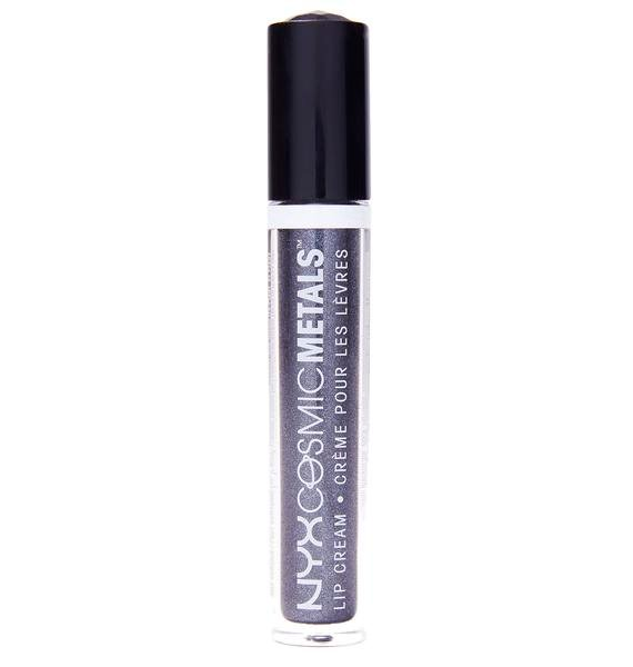 NYX Galactic Cosmic Metals Lip Cream
