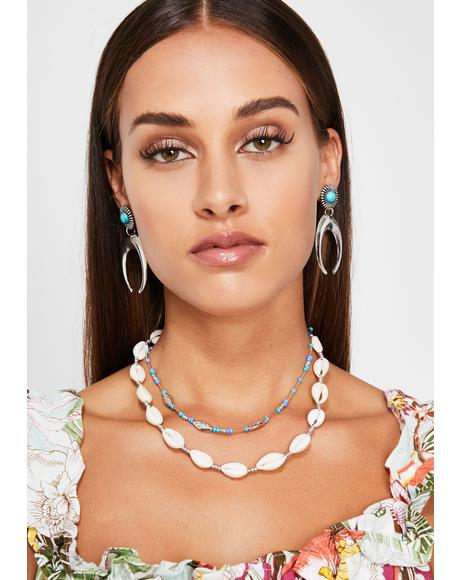 In Paradise Layered Necklace