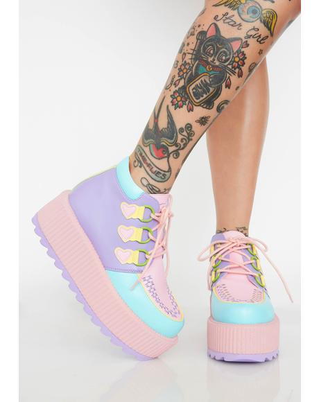 Pastel Super Kreep Platforms