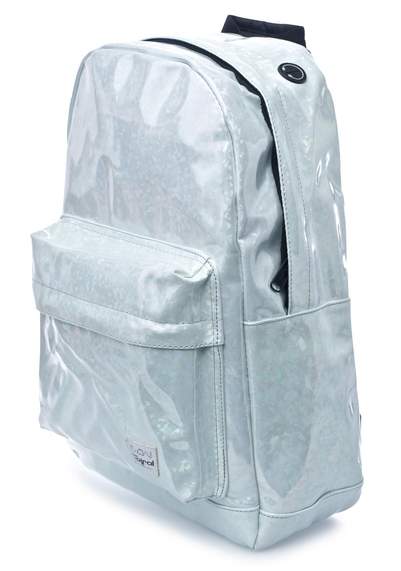 Spiral UK White Diamond OG Backpack