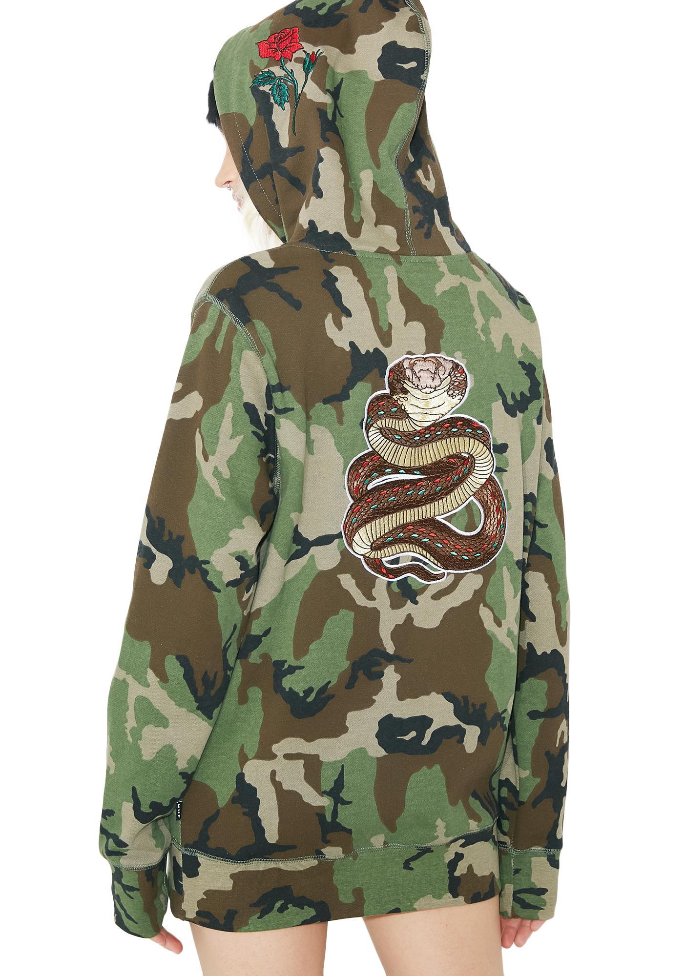 HUF Ambush Pullover Hoodie