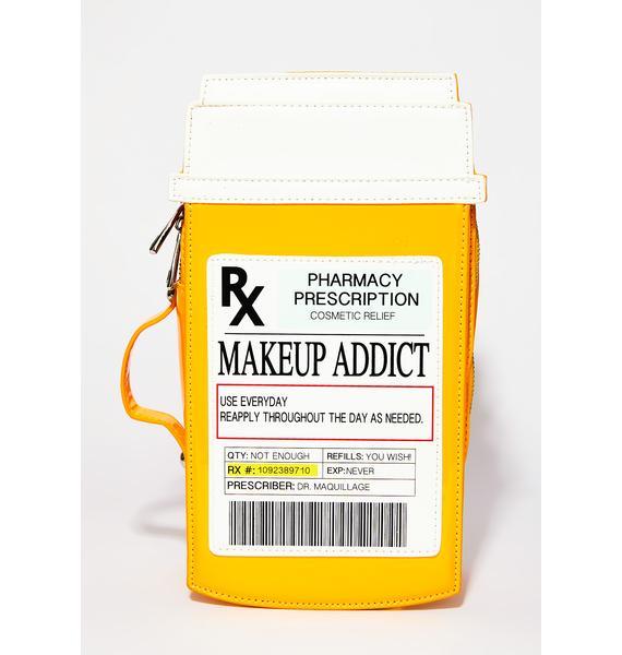 Current Mood Makeup Addict Cosmetic Case