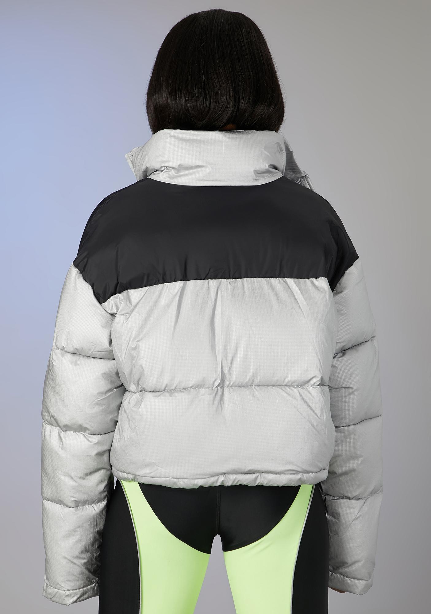 Poster Grl Forever Icy Puffer Jacket