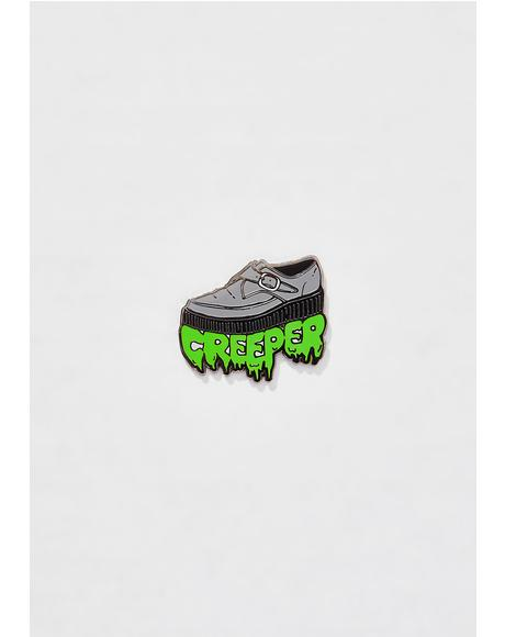 Creeper Pin