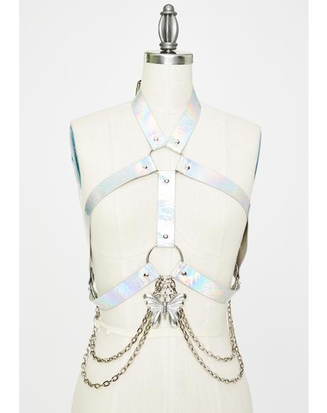 Cosmic Muse Holographic Harness