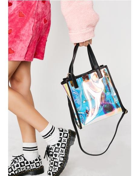 Moon Beamer Hologram Bag
