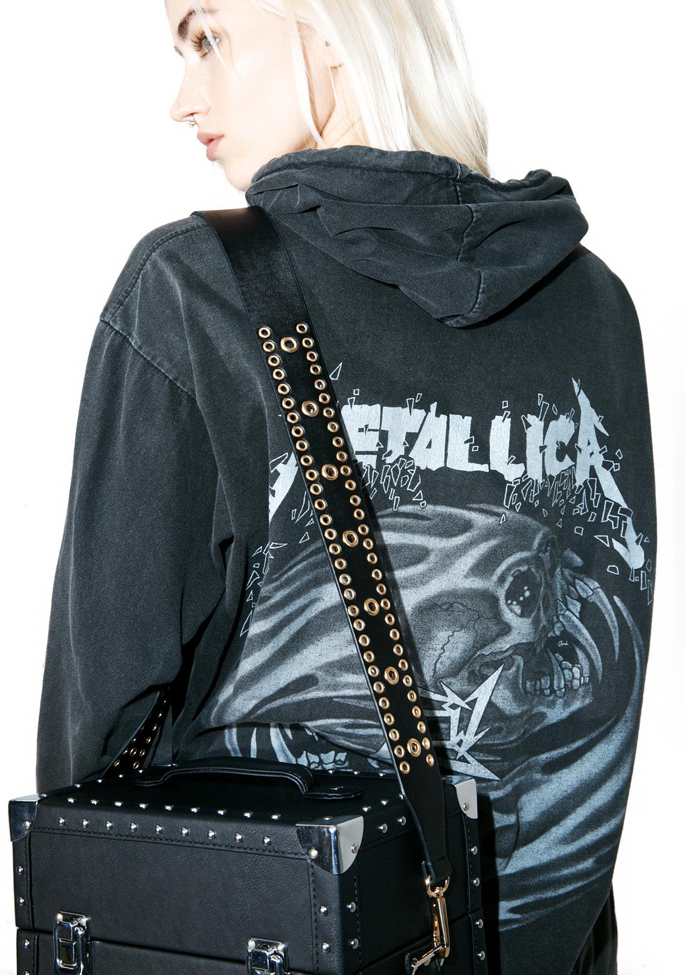 Vintage Metallica Pullover Hoodie