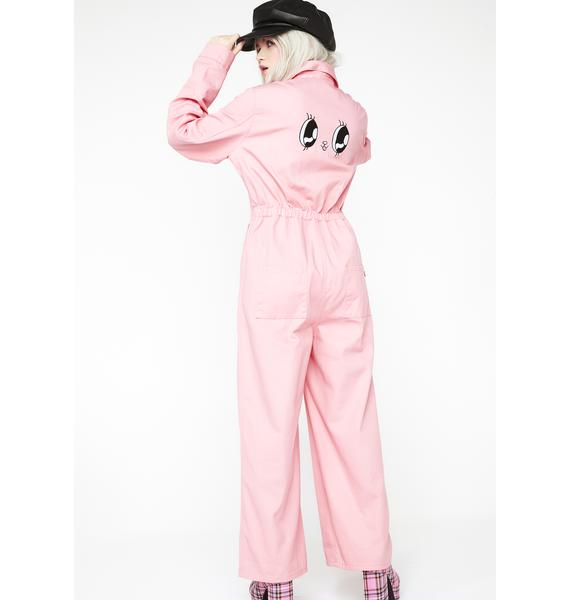 Lazy Oaf Bunny Boilersuit