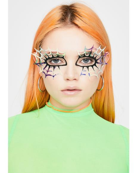 Webula Eye Stickers