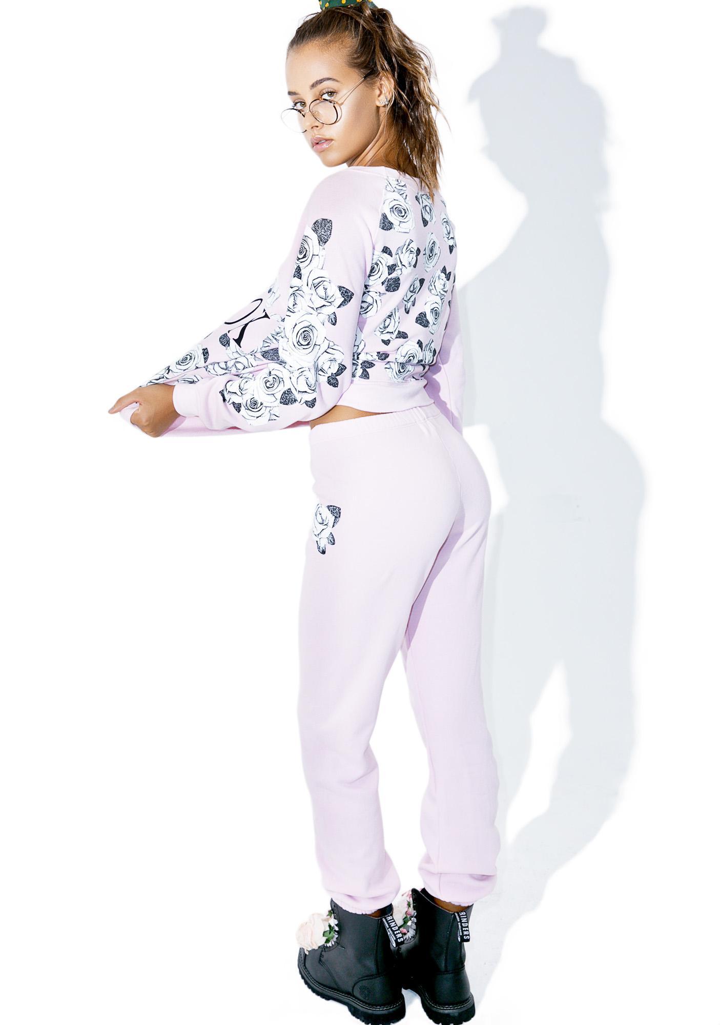 Wildfox Couture WF Garden Easy Sweats