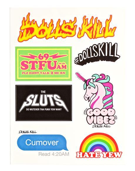 DK Sticker Pack
