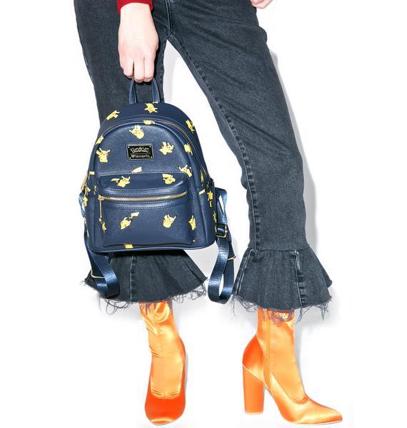 Loungefly Pikachu Backpack