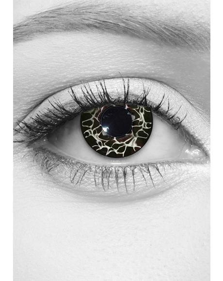 Misty Eyed Vapor Contact Lenses
