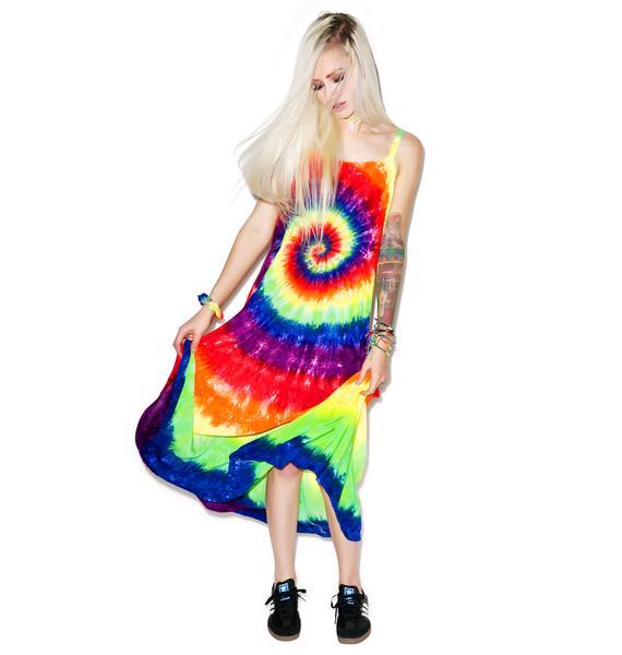 Day Trippin' A-Line Dress