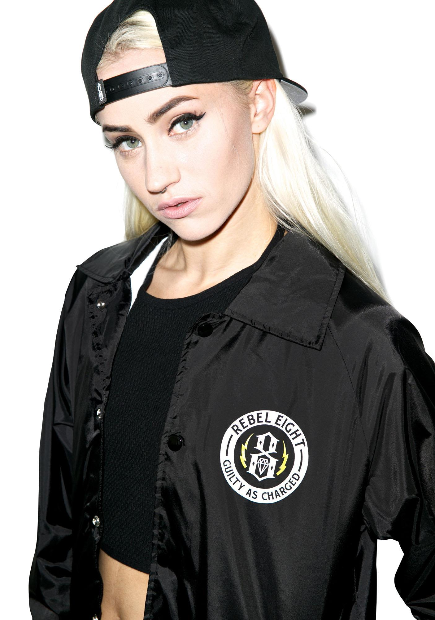 Rebel8 G.A.C. Coaches Jacket