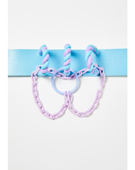 Candy Land O-Ring Choker