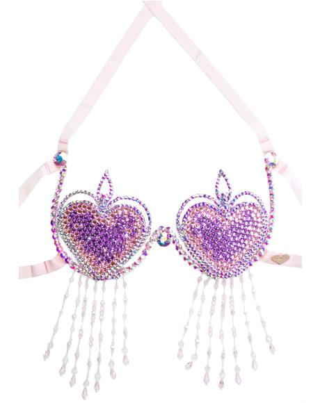 Girly Heartbreaker Samba Bra