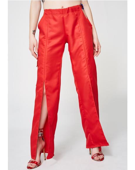 Open Cargo Pants