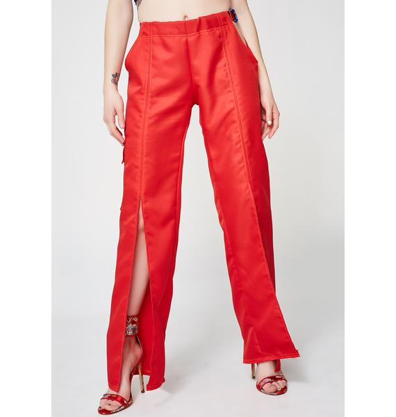 Riccetti Clothing Open Cargo Pants