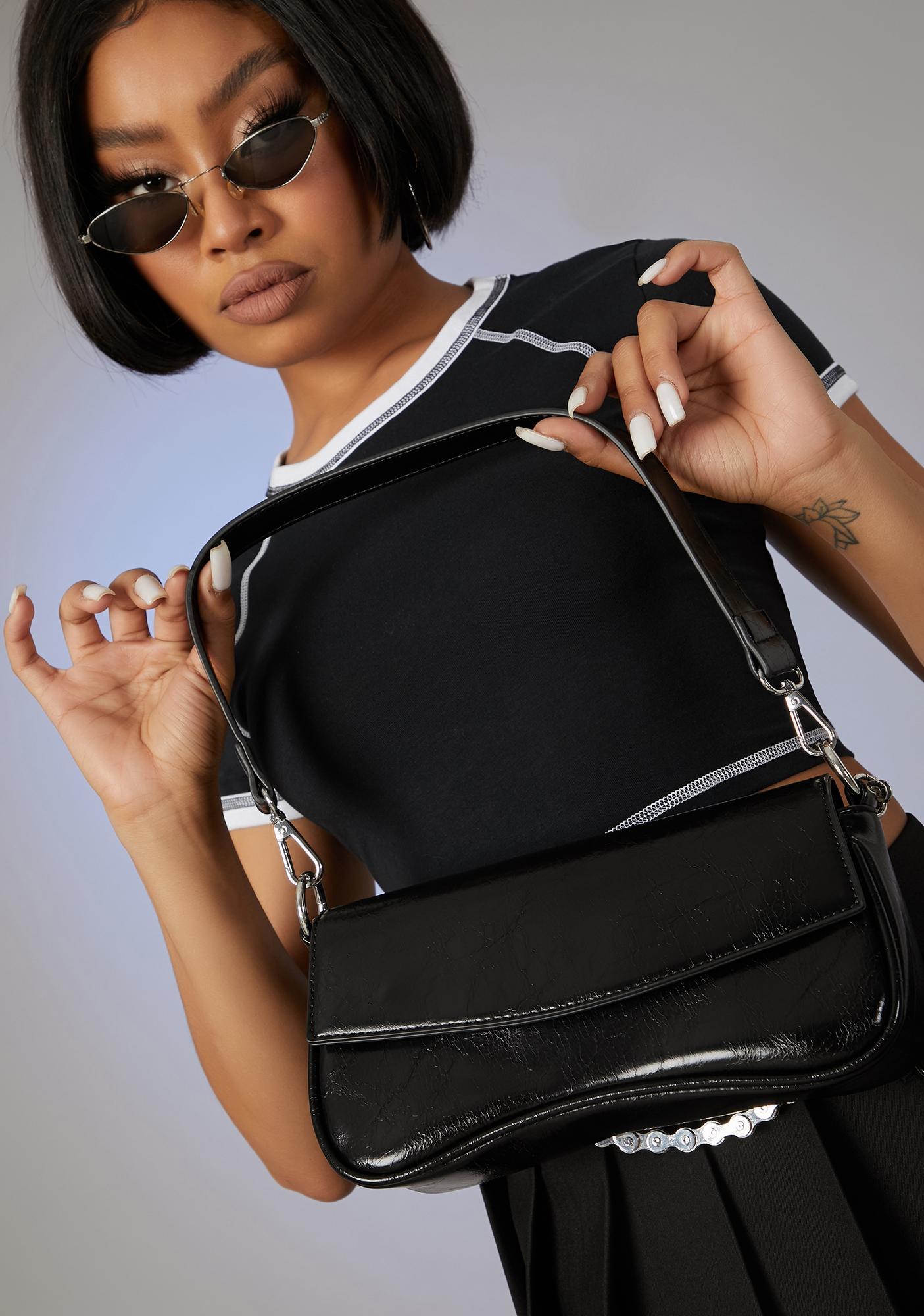 Poster Grl Two Faced Chain Shoulder Bag