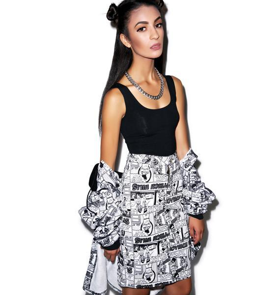 Joyrich Joyrich Hills High Waist Skirt