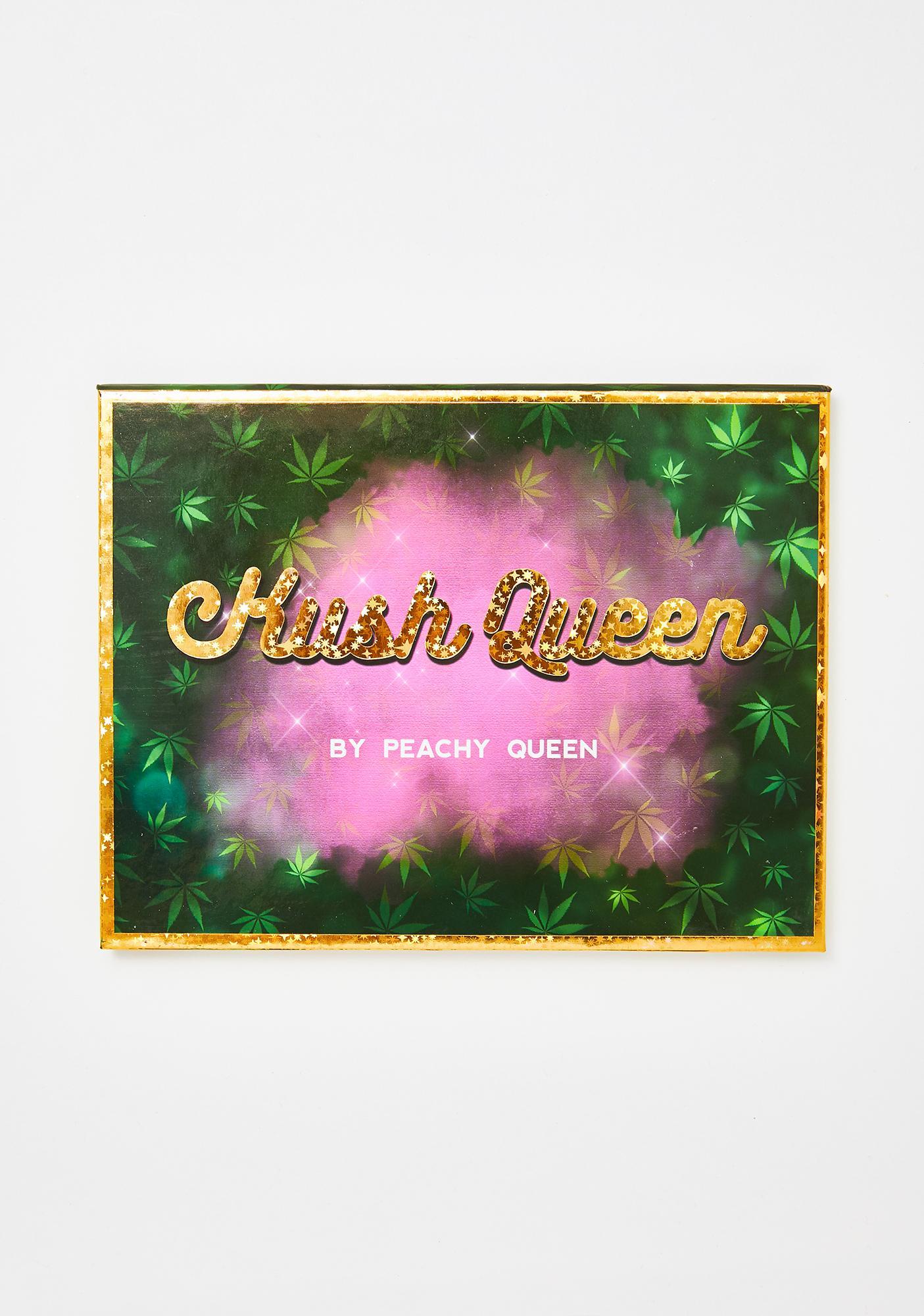 Peachy Queen Kush Queen Palette