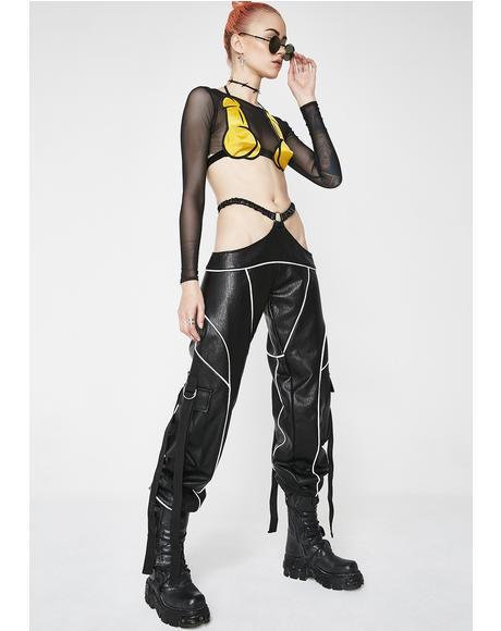 G-String Motocross Pants