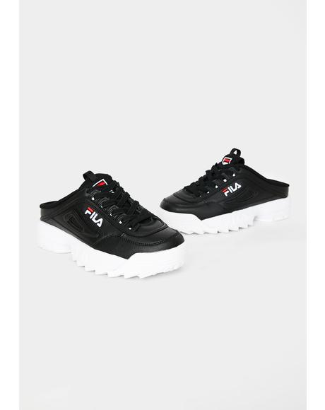 Disruptor II Sneaker Mules